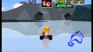 Mario Kart 64 - SL 3lap in 1'40''46