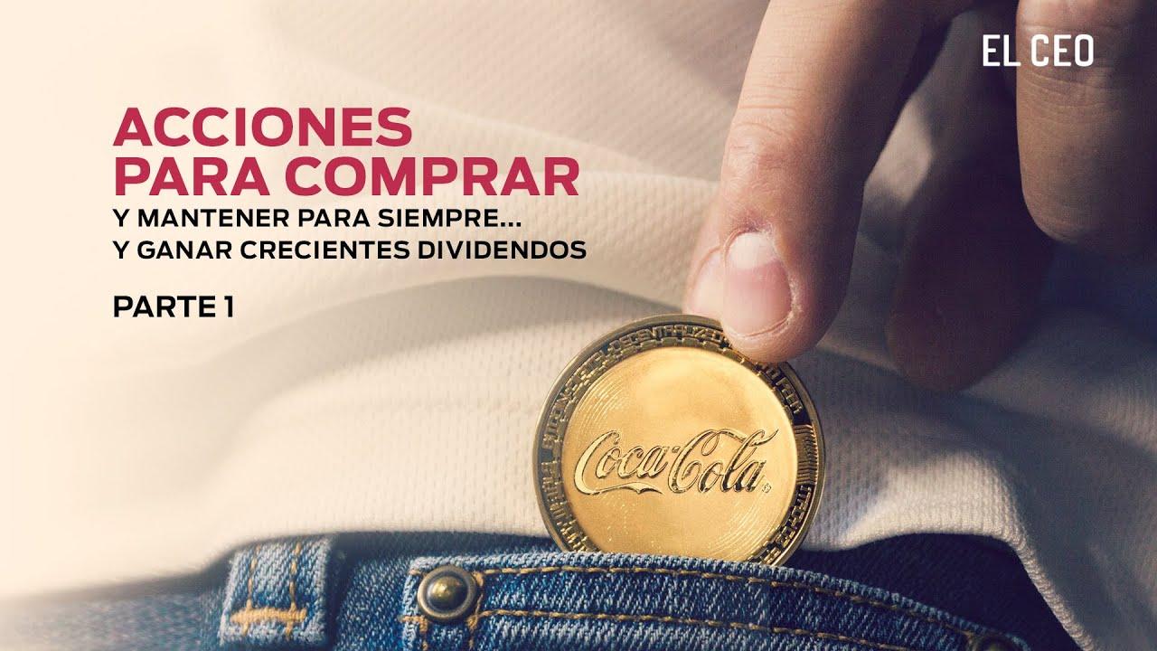 Acciones para comprar y mantener para siempre: Coca-Cola