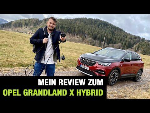 2020 Opel Grandland X Hybrid4 (300 PS) 🔋🔌 Plug-in-Hybrid Fahrbericht | FULL Review | Test-Drive 🏁