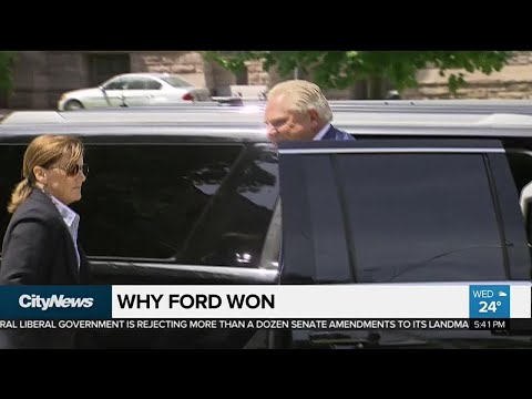 Why Doug Ford won and what's next