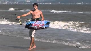 Video : China : Surfing around HaiNan 海南 island - video