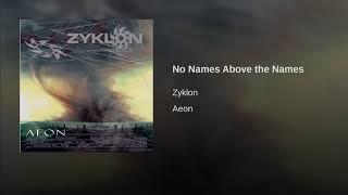 No Names Above the Names