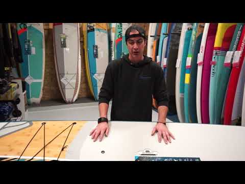 Stand Up Paddle Board Review: Boardworks Surf 2018 Raven 12'6″ Paddle Board