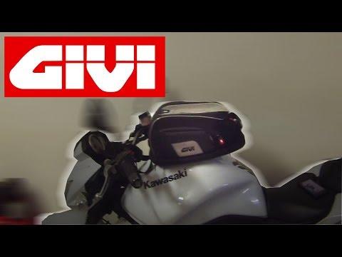 GIVI XS-307 | LA BORSA IDEALE PER ANDARE IN MOTO??