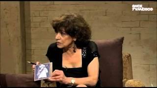 Conversando con Cristina Pacheco - Andrés Vega y