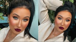 GET READY WITH ME! FALL MAKEUP & BRAND UPDATE! by Jaclyn Hill