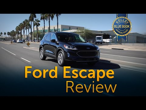 External Review Video MCUYGTOvyHU for Ford Escape (4th gen) Compact Crossover