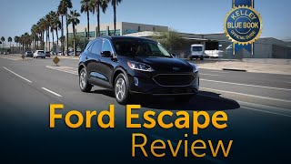 2020 Ford Escape - Review & Road Test