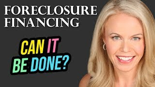 How To Pay For A Foreclosed Home