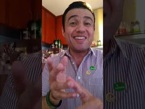 El té de jengibre con el té verde para el adelgazamiento la receta de la preparación