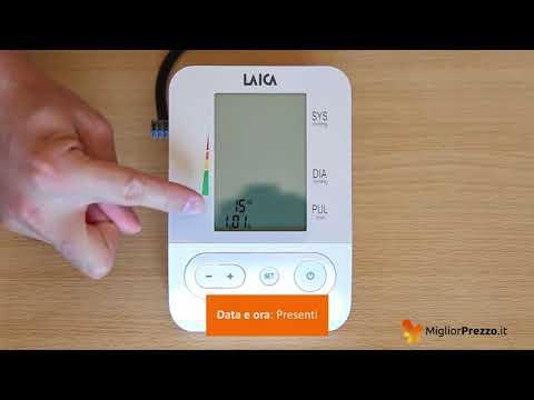 Misuratore di pressione Laica BM2301