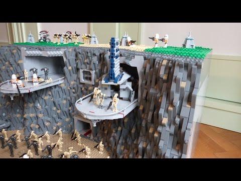 LEGO Star Wars The Clone Wars DEUTSCH Clone Base auf Utapau (MOC)