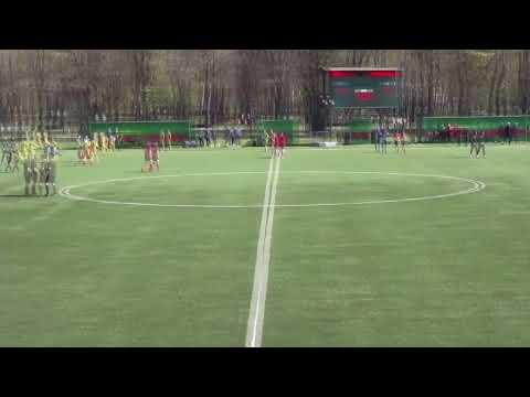 2005 г.р.: Локомотив-2 - Строгино - 4:0