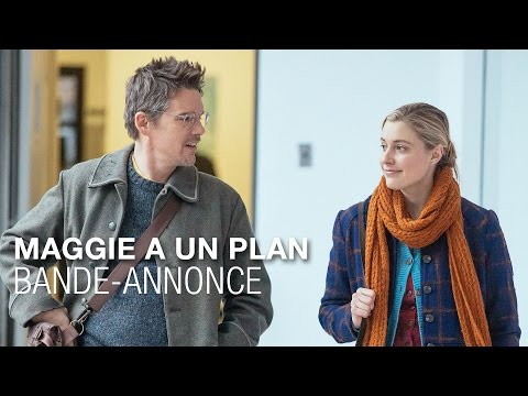 Maggie a un plan  Diaphana Distribution / Rachael Horovitz Productions / Locomotive