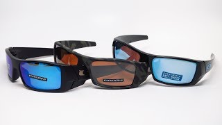 Oakley Gascan OO9014 Polarized Sunglasses Review & Unboxing (3 Colors)