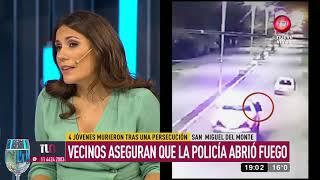 """San Miguel del Monte: los chicos muertos """"eran nenes, no delincuentes"""""""