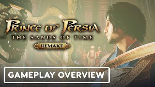 Prince of Persia: The Sands of Time Remake - Gameplay Overview | Ubisoft Forward