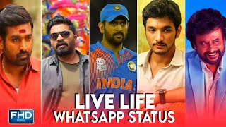 ✨ live life status 💯 life line status 🔥my own way✨life motivation 💫self motivation status 🤙