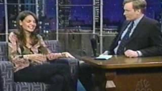 Katie Holmes Interview 2000
