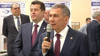 Минниханов поддержал создание в РТ премии «Инженер года»