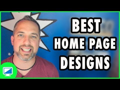Best Home Page Designs for Lead Generation 2017