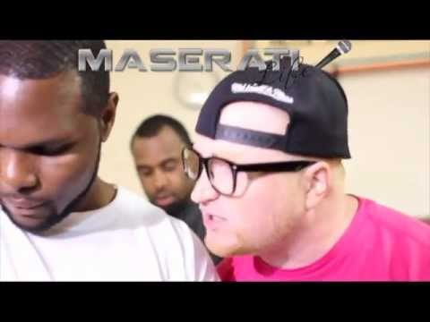 The Maserati Life/URL Presents: Jonny Spitfire vs Jone$ville