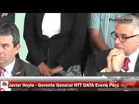 ETNA y NTT Data everis Perú - Prueba de Concepto B2B TradeCloud