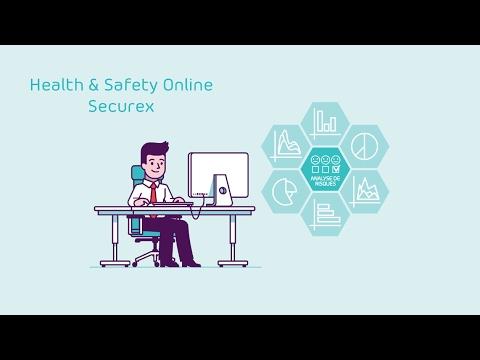 Gérez la Prévention et Protection au travail avec Health & Safety Online | Securex
