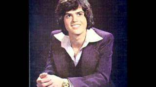 Candle in the Rain - Donny Osmond