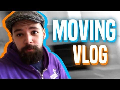 I'm Moving! (Danz Newz Vlog)