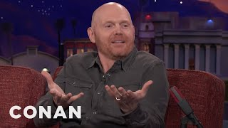 Bill Burr Got In Trouble For Making Fun Of The Military | CONAN on TBS