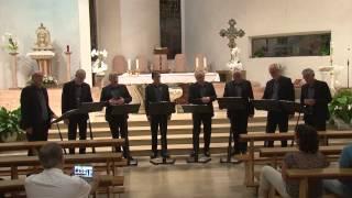 Video: 18 07 14   Vocaal ensemble Septem Viri B