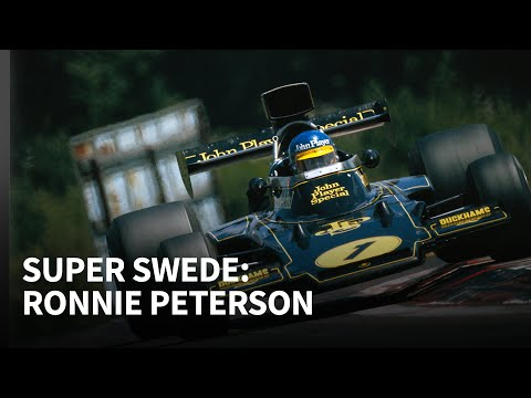 Super Swede - Ronnie Peterson