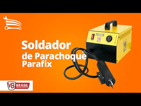 Soldador de Parachoque Parafix BIVOLT - Video