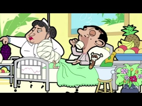 Mr Bean – Broken Leg
