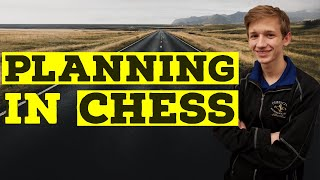 Planning In Chess | Road To 2000