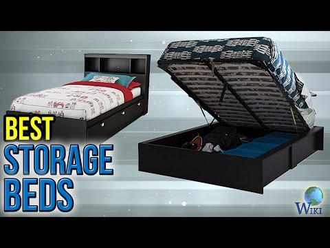 8 Best Storage Beds 2017