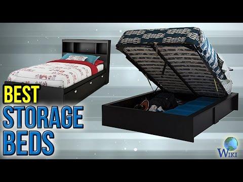 8 Best Storage Beds 2017