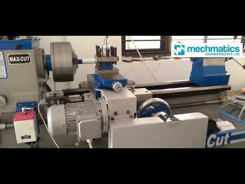 Automatic Teflon Tube Ring Cutting Machine