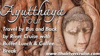Thai River Cruise Bangkok Dinner Cruise Ayutthaya Cruise, Bangkok