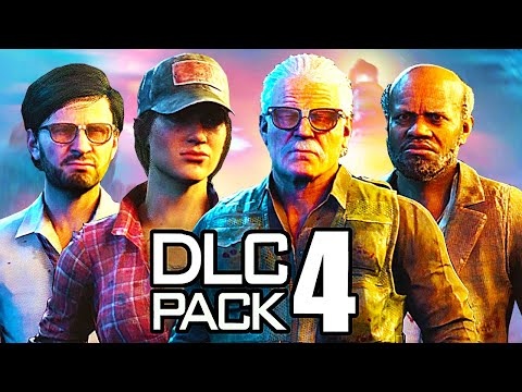 ZOMBIES DLC 4 CHARACTERS LEAKED: VICTIS ARE PLAYABLE!! (Black Ops 4 Zombies Tag Der Toten)
