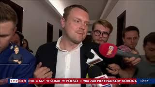 TVP Wiadomości: atakowanie personalne członków rodzin PiS.