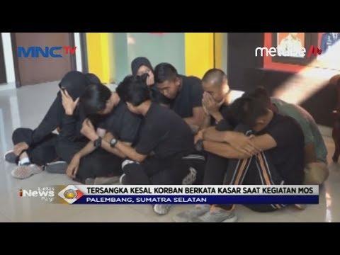 Pembina MOS SMA Taruna di Palembang Sebagai Tersangka, Ini Alasan Pelaku Bunuh Korban - LIP 16/07