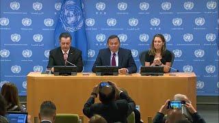 Venezuela Crisis – Press Conference