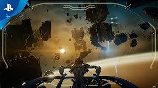 Warframe - TennoCon 2018: Codename: Railjack | PS4