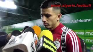 Algérie 5 – Zambie 0 : Les réactions du match