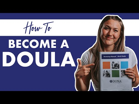 How to Become a Birth Doula | Birth Doula vs Postpartum Doula ...