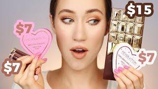 I Finally Tried Makeup Revolution...