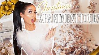 A Very #EXTRA Christmas Apartment Tour!