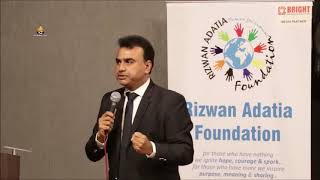 How to face challenges in life - Speech by Mr Rizwan - Hindi - India